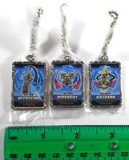 Pokemon XY - Mini Metal Gashapon Keychain LOT of 3 - Honedge Doublade Aegislash