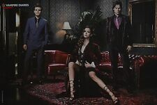 THE VAMPIRE DIARIES - A3 Poster (42 x 28 cm) - Nina Dobrev Clippings Sammlung