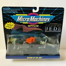 STAR WARS MICRO MACHINES Collection #3 Return Of The Jedi 1993 Galoob MIP!!