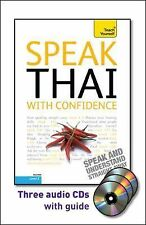 Speak Thai with Confidence with Three Audio CDs: A Teach Yourself Guide (Teach Y