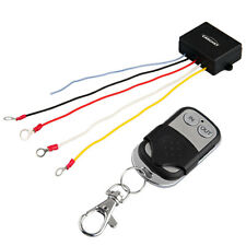 12V 50ft Winch Wireless Remote Control Kit for Truck Jeep ATV Warn Ramsey