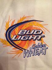 Bud Light Golden Wheat Tee Shirt