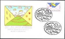 BRD 2010: Post-Grußmarke: Engel! FDC der selbstklebenden Nr. 2828! 1A 155