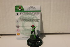 HEROCLIX ABIN SUR(GREEN LANTERN CORPS) 046B WALL R200.04 War of Light PRIME