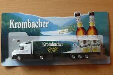 Modell LKW Bier Truck Bierlaster Scania Krombacher Radler  HS 21