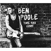 Ben Poole - Time Has Come (2016)
