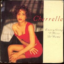CHERELLE - EVERYTHING I MISS AT HOME - CARD SLEEVE 3 INCH 8 CM CD MAXI