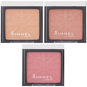 RIMMEL Lasting Finish Soft Colour Blush 4g SEALED - various shades