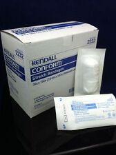 """Carton Of 12 KENDALL CONFORM STRETCH BANDAGES 3"""" x 75"""" REF 2232 Sterile"""