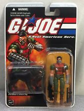 GI JOE DTC Sgt. Mutt K-9 Officer & Attack Dog Junkyard 2005 MOC Hasbro