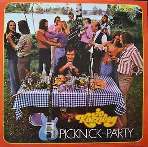 JO KURZWEG - Picknick-Party - LP 1975 AMIGA 855421