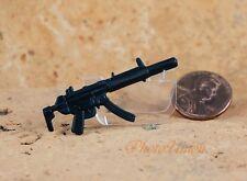GI Joe 1:18 Action Figur 3.75 Heckler & Koch H&K MP5 MP-5 Submachine Gun G19_M