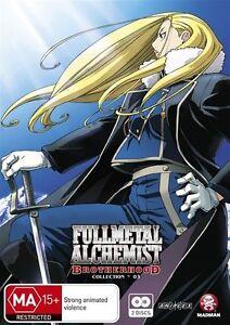 Fullmetal Alchemist - Brotherhood : Collection 3 : Eps 27-39 (DVD, 2011, 2-Disc