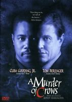 A Murder of Crows DVD from Private Collection Very Good Condition