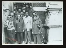 Original  Vintage Joe Louis Boxing Champion Photo