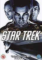 Star Trek (DVD, 2009) Cert 12A - Trusted Seller - Free Postage - Brand New DVD