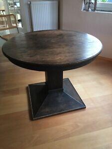 Runde Tische & Stehtische aus Massivholz günstig kaufen | eBay