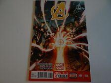 Avengers #8 Marvel Comics May 2013