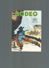 PETIT FORMAT RODEO N°343 . LUG . 1980 . TEX WILLER .