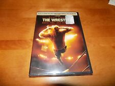 THE WRESTLER Mickey Rourke Marisa Tomei Pro Wrestling Drama DVD SEALED NEW
