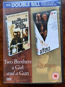 2 Brothers a Girl and a Gun DVD 2 + Divorce Movie Double Feature