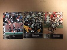 Ray Guy Raiders Signed 1997 Upper Deck Legends Card with COA