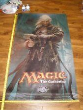 MTG Magic Zendikar Sorin Markov Cloth Poster Hanging Store Display