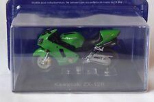 MOTO KAWASAKI ZX 12R série les grandes motos à collectionner  ALTAYA / IXO