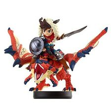 Nintendo 3DS amiibo Sekigan of Rioreusu & Rider (boy) Monster Hunter Stories