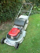 More details for honda hrd 535 professional lawnmower