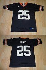 Youth San Francisco Giants Barry Bonds M (10/12) Adidas Football Jersey Rare & U