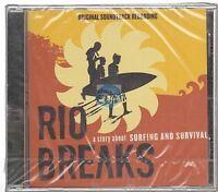 Rio Breaks CD ALBUM bande originale du film soundtrack JEFF KITE neuf