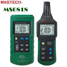 MASTECH MS6818 Wire Tracker Metal Pipe Locator