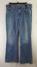 Women/Junior Old Navy Low Waist Stretch Flare Jeans Pants Size 12R