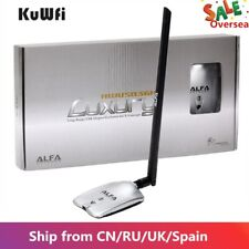 AWUS036NH LUXURY ALFA Adapter Network Ralink3070L 2.4Ghz High Power Wireless