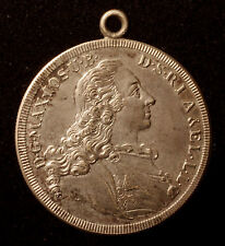 Kfsm. Bayern, Maximilian III. Joseph, Medaille 1760, Prägung 19.Jh. v. Becker