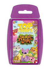 TOP TRUMPS WILDWORKS ANIMAL JAM CARD GAME BRAND NEW