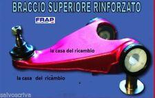 BRACCIO OSCILLANTE TRAPEZIO SUPERIORE RINFORZATO SX FRAP ALFA ROMEO 147 156 GT