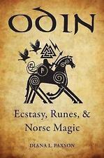 Odin: Ecstasy, Runes, & Norse Magic by Diana L. Paxson | Paperback Book | 978157