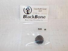 BLACKBONE 16T OR 17T LAYSHAFT GEARS  FOR CARSON SMARTECH  FG  HOBBYPRO