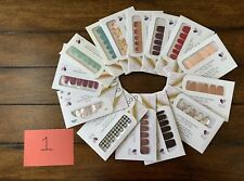 14 Color Street 100% Real Nail Polish Strips Assorted Styles FS New Under MSRP!