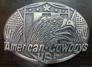 BOUCLE DE CEINTURON - AMERICAN COWBOY USA