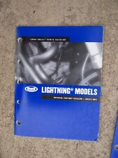 2006 Buell Lightning Motorcycle Parts Catalog Harley LOTS MORE IN OUR STORE  V