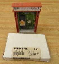 Siemens 6ES5 375-1LA61 Memory Submodule 6ES53751LA61