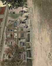 A4 Photo Aldin Cecil 1870 1935 Old Inns 1921 The Anchor at Liphook Hampshire Pri
