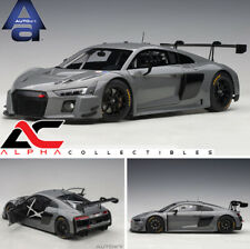 AUTOART 81801 1:18 AUDI R8 LMS PLAIN COLOR VERSION NARDO GREY