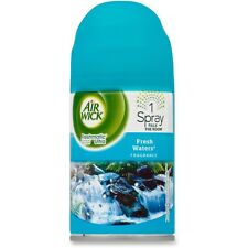 Airwick Freshmatic Kit Refill Spray - Freshwater - 6.17 oz (6 PACK)