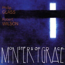 PHILIP GLASS ENSEMBLE - Glass: Monsters Of Grace - CD