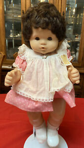 Suzanne Gibson Baby Doll 18 inch Vintage