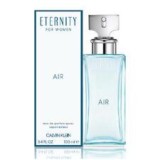 Eternity Air by Calvin Klein Womens Eau De Parfum 3.4oz/ 100ml New In Open Box